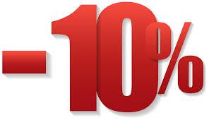 ZÍSKEJTE 10 % SLEVU
